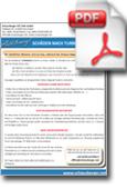 Einbauvorschriften Turbolader