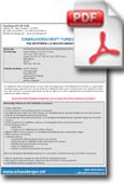 Einbauvorschriften Turbolader PSA