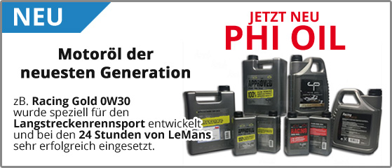 PHI Oil